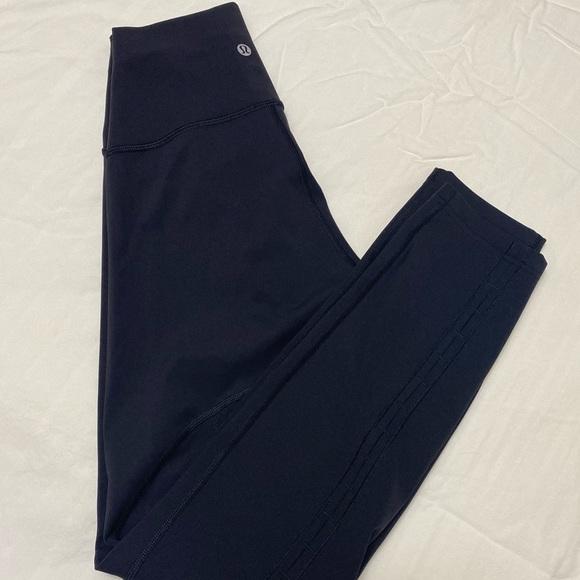 Lululemon / SoulCycle leggings